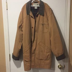 LL Bean Original Mens field coat